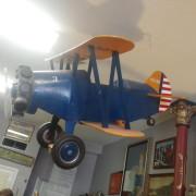 Antique Pedal Car Plane