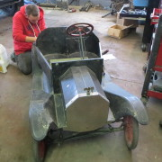 Original Macdonough 1910 Model T-10 Tin Lizzie